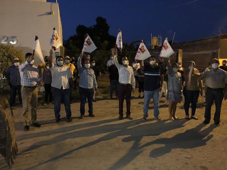 Arranca pavimentación de calle en Colonia Gabriel Leyva, invertirán mas de 3 millones de pesos