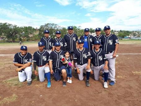 Pueblo Nuevo con paso firme por el bicampeonato del beisbol de segunda fuerza