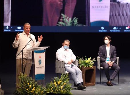 En franca recuperación el turismo en Mazatlán: Quirino Ordaz