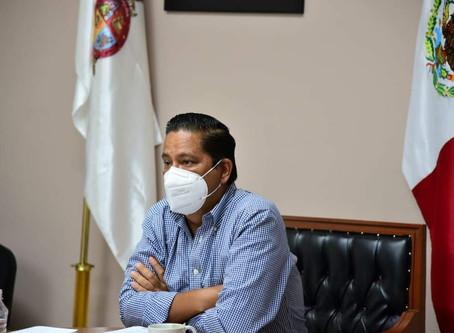 Muere Carlo Mario Ortiz, alcalde de Salvador Alvarado, víctima de Coronavirus
