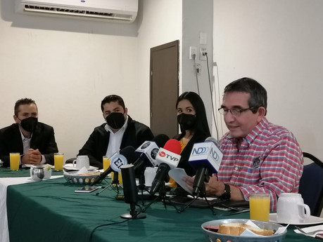 """Es una estupidez realizar consulta sobre si abra o no carnaval en Mazatlán"": Héctor Melesio Cuén"