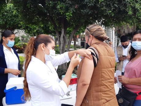Ya hay vacunas contra la influenza en Escuinapa, el Sector Salud llaman a ir aplicársela