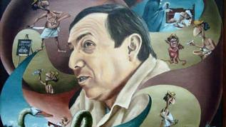 Fallece Damaso Murua, el autor de 'El Güilo Mentiras'  murió en un hospital de la Ciudad de México