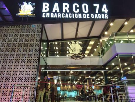¡Tienes que probarlo! Restaurante Barco 74 abre sus puertas
