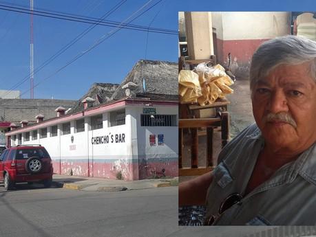 """Eleazar Tejeda """"El Oso"""", icónico escuinapense, falleció la mañana de este miércoles"""