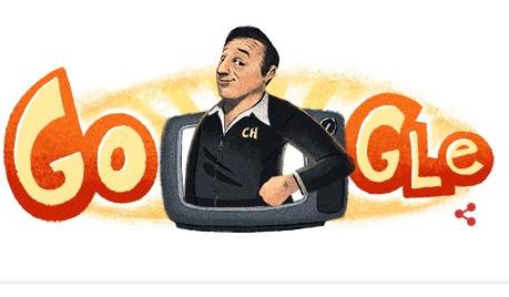 Google recuerda el cumpleaños 91 de Roberto Gómez Bolaños con un Doodle