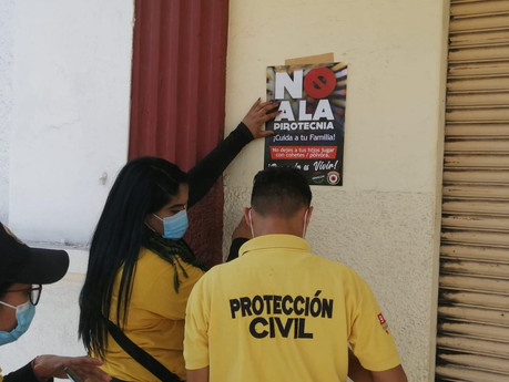 Saldo blanco en 24 y 25 de diciembre: Natarén Ovando, director de Seguridad Pública Municipal