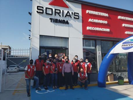 Tiendas Soria´s abre sus puertas en Escuinapa