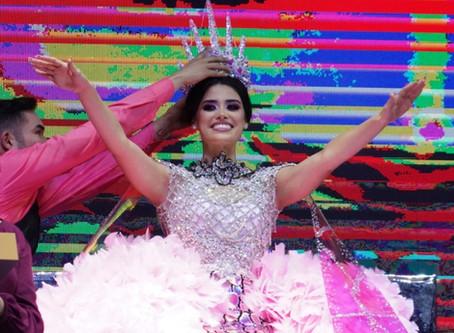 """""""Somos América"""" ya tiene Reina de Los Juegos Florales, Brianda I"""