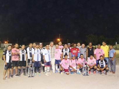 Celaya es el monarca del futbol de veteranos 35 y más