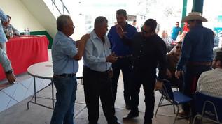 Lauro Barrón es el nuevo presidente de la Asociación de Agricultores en Escuinapa