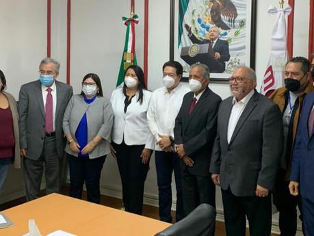 ¡Lo dejan fuera! Gerardo Vargas no fue invitado a reunion de aspirantes a la Gubernatura de Sinaloa