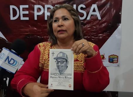 Las cenizas de Dámaso Murúa regresarán a su tierra para un homenaje