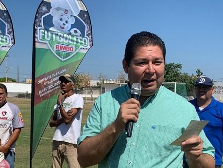 Arranca el torneo 'Fútbolito Bimbo' en Escuinapa, participan 32 equipos