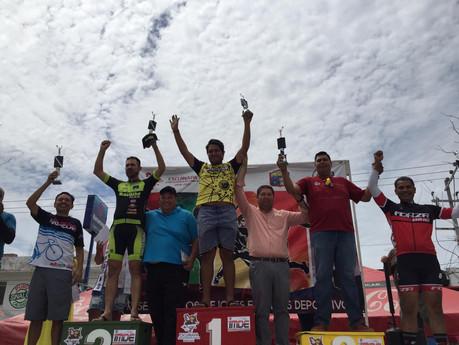 Regresa le competencia de ciclismo de ruta a Escuinapa, participaron mas de 60 deportistas