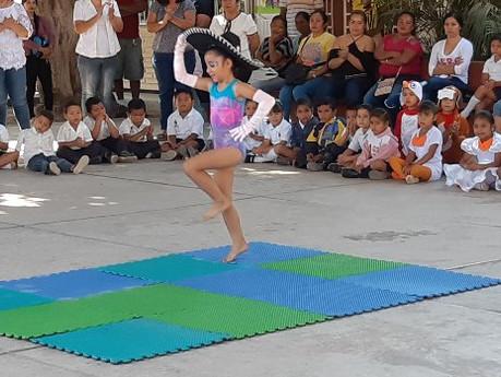 Carmen Joyre representará a Escuinapa en nacional de gimnasia en Guanajuato