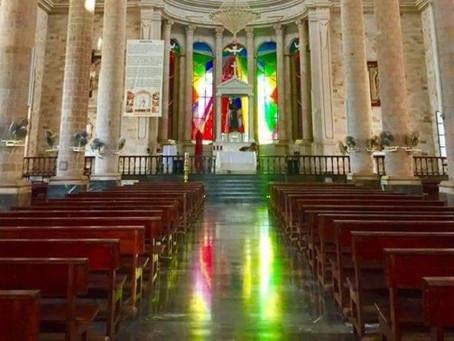 Conferencia Episcopal Mexicana suspende celebraciones eucarísticas dominicales