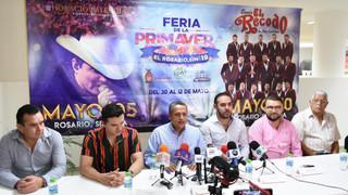 Banda El Recodo y Horacio Palancia encabezan elenco de la Feria de la Primavera en Rosario