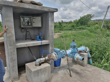 Mañana podría restablecerse servicio de agua potable en Escuinapa