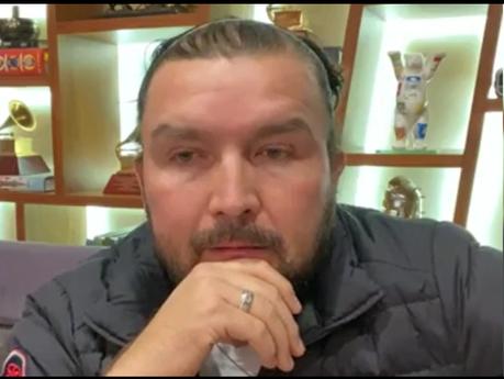 Aclara Poncho Lizárraga lo que realmente paso con el video de supuesta detención de vocalistas