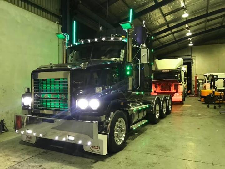 Mack Restoration
