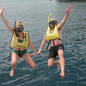 Honeymooners in Saint Lucia!