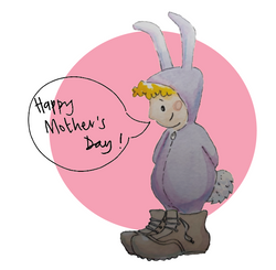 Mother's day bunny 030