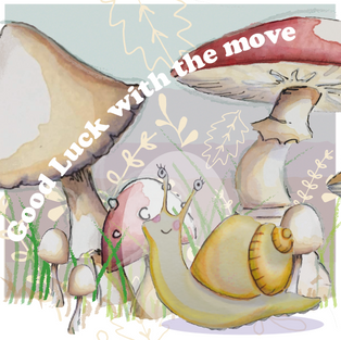 Good luck with the move 100