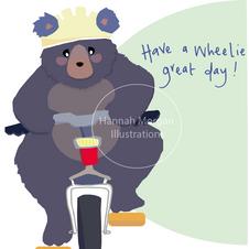 Wheelie Great 061