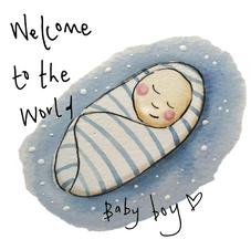 New Baby boy 016