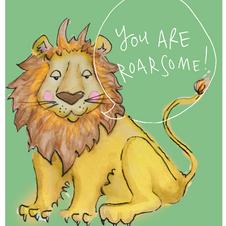 Roarsome Lion 028