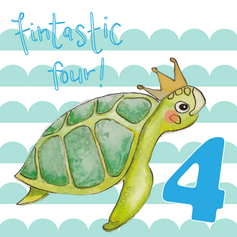 118 - fintastic four