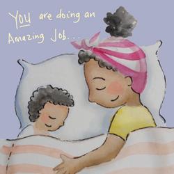You're doing an amazing job 1