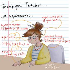 113 - Thank you teacher