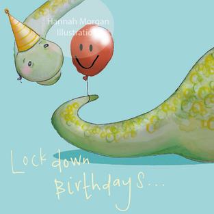 Lockdown Dino 041