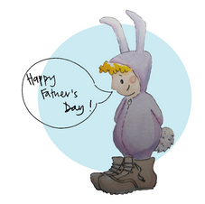 father's day bunny suit 035
