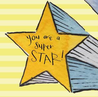 You are a super star 099