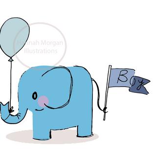 New Baby Boy Elephant 042