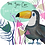 Thumbnail: The You-can Toucan greetings card