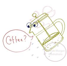 Little Coffee Man 055