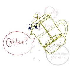 Coffee Man 055