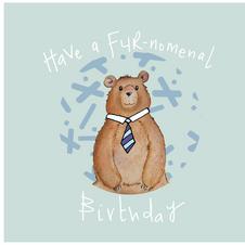 Furnomenal bear bday 048