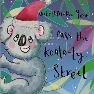 064 - Christmas Koala