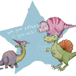 Dino-mite Birthday 019