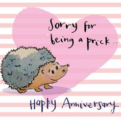 Hedgehog Anniversary 108