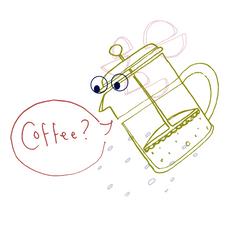 Little Coffe man 055