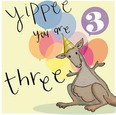 117 - Yippee Three
