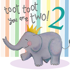 116 - toot toot two!