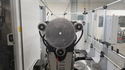 CNC Robot Saw Grinder Arm