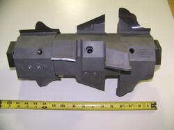 Carbide Custom Casket moulder
